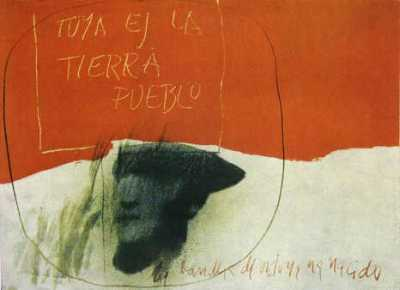 Tuya es la tierra, pueblo, de José Balmes