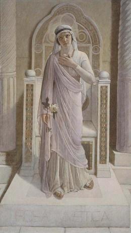 Rosa Mystica, de Alberto Fuster