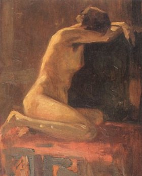 Desnudo, de Luis Eduardo Vieco