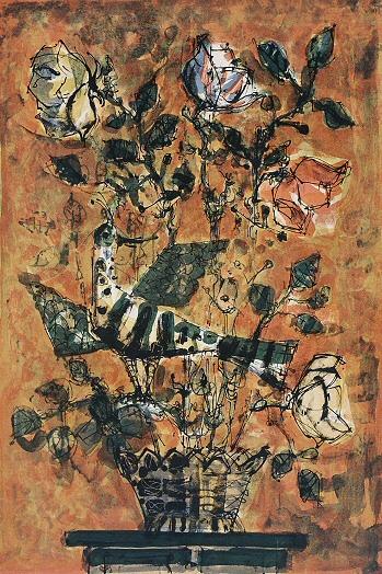 Flores, de Paul Aizpiri