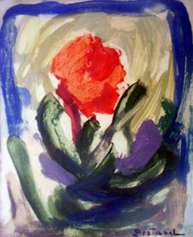 Flor, de Jaime Bestard