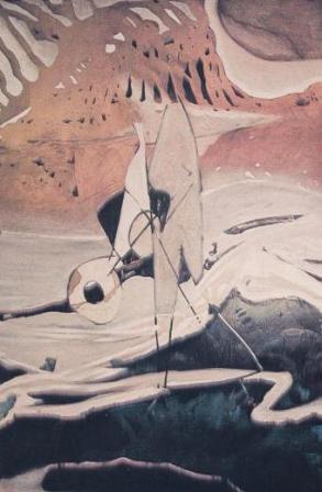 Vagabundo, de Enrique Zañartu