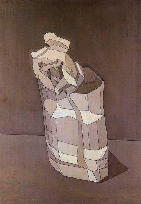 Rosa en un vaso, de Luis Fernández