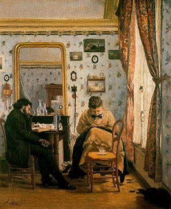 El estudiante, de Francisco Oller