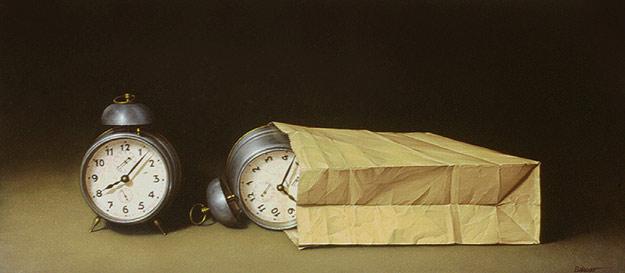 Relojes, de Josep Enric Balaguer