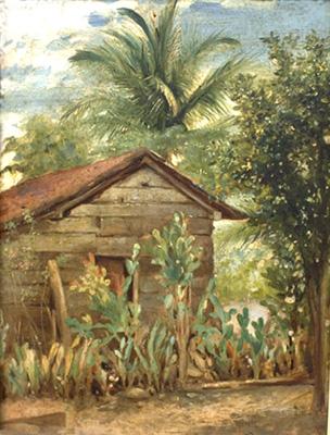 Casa campesina, de Tomás Povedano