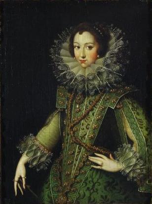 Retrato de dama desconocida, de Rodrigo de Villandrando