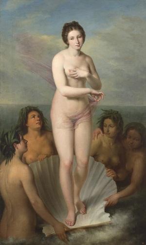 Venus Anadiomene, de Antonio María Esquivel