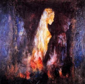 Eurídice en el tártaro de los infiernos, de Pedro Guajardo