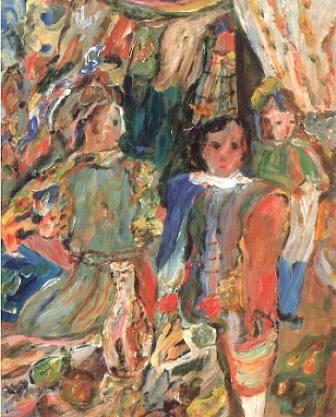 El festín, de Samuel Feijóo