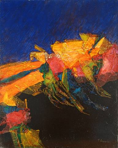 Rosa y ámbar, de Teresa Icaza