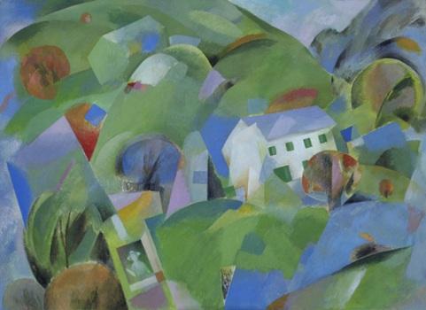 La casa verde, de Isabel Gutiérrez
