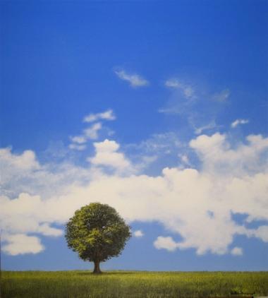 Árbol místico, de Enrique Sánchez