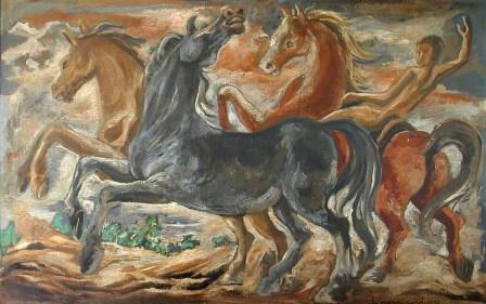Caballos, de Federico Cantú