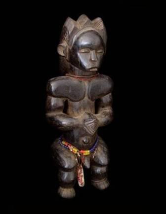 Figura de antepasado fang