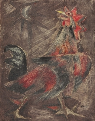 El gallo, de Enrique Climent