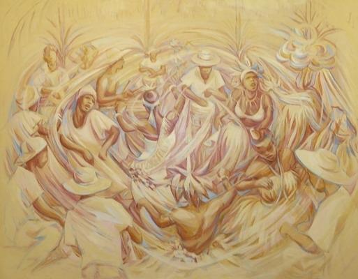 Fusión tribal al ritmo de tambores, de Eva Alcaide