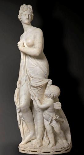 Venus y Cupido, de José Ginés