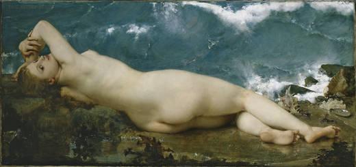 La perla y la ola, de Paul Baudry