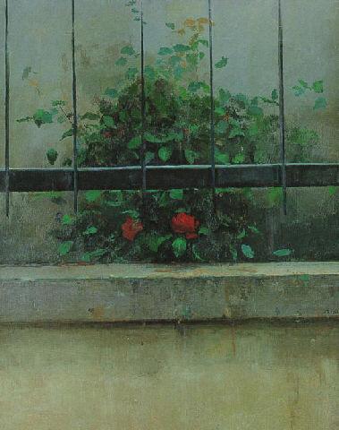 Rosas y rejas, de José Luis Resino