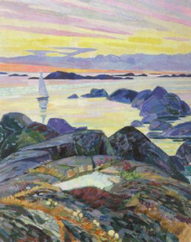 Stora Nassa, motivo, de Roland Svensson