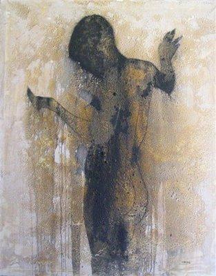Desnudo bajo la lluvia, de Joel Jover