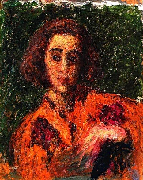 Retrato de joven, de Andrés de Santamaría