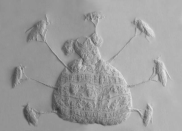 7 moscas y un vestido, de Amparo Sard